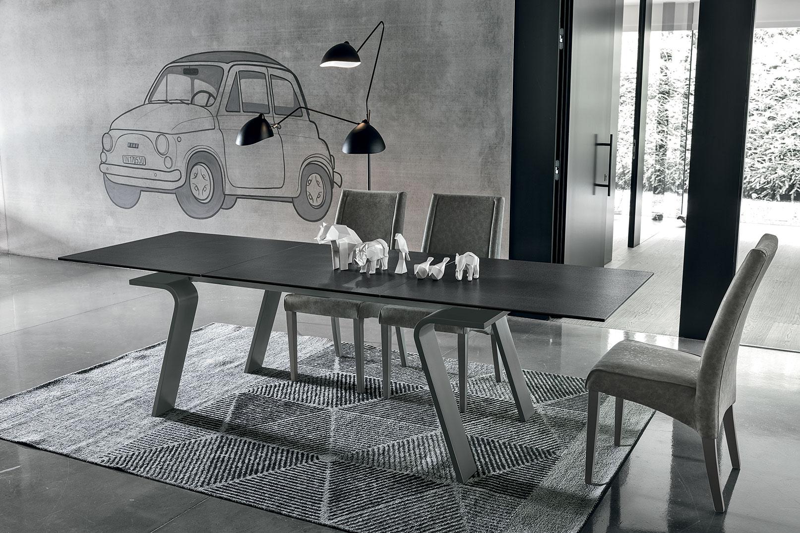 Tavoli in ceramica e gres procellanato
